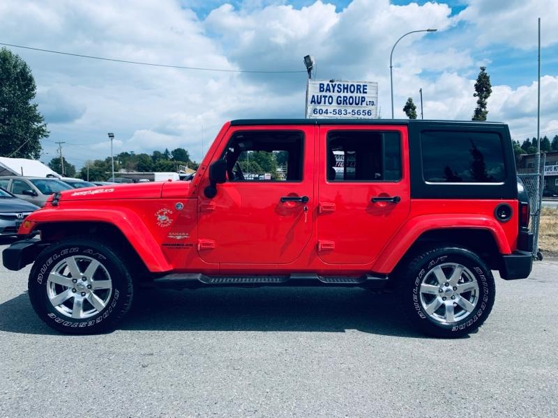 Jeep Wrangler Unlimited 2013 price $25,900