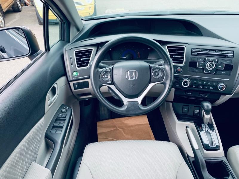 Honda Civic Sedan 2014 price $11,900