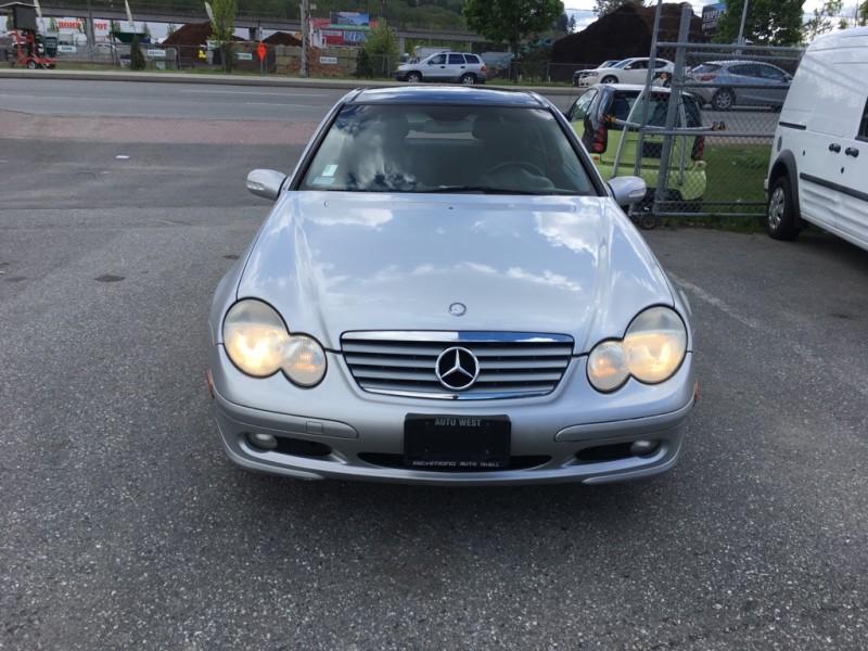Mercedes-Benz C230 2002 price $4,500