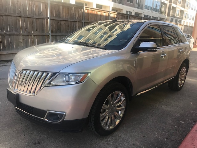 Lincoln MKX 2015 price $10,499