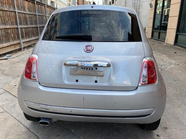 Fiat 500 2012 price $5,499