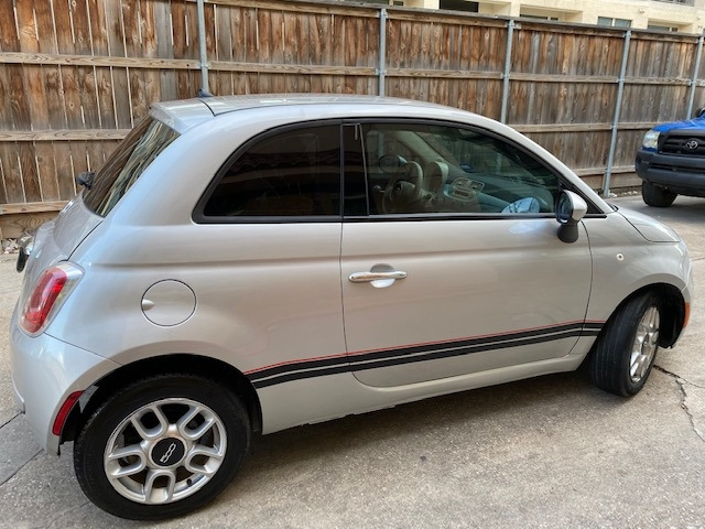 Fiat 500 2012 price $5,299