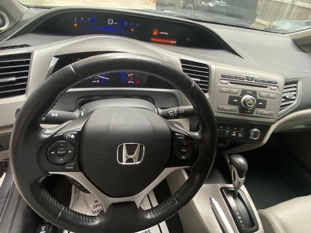 Honda Civic Coupe 2012 price $6,399