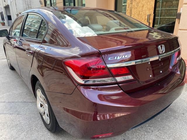Honda Civic Sedan 2015 price $9,499