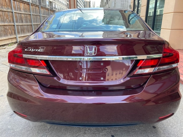 Honda Civic Sedan 2015 price $9,499
