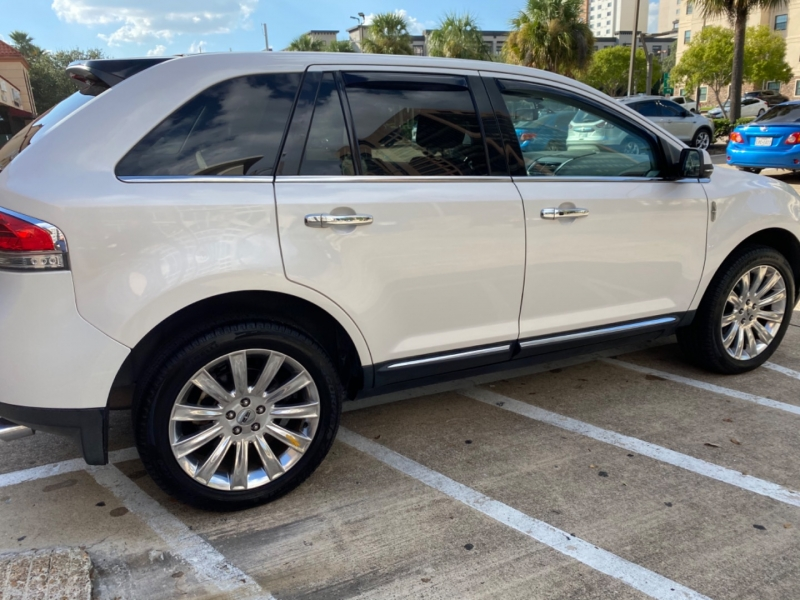 Lincoln MKX 2015 price $14,499