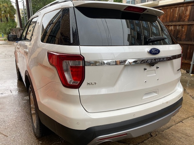Ford Explorer 2016 price $16,499