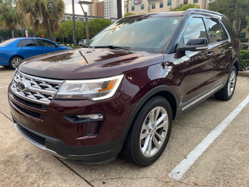 Ford Explorer 2018 price $19,499