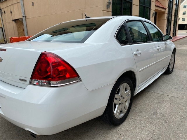 Chevrolet Impala Limited 2014 price $6,199