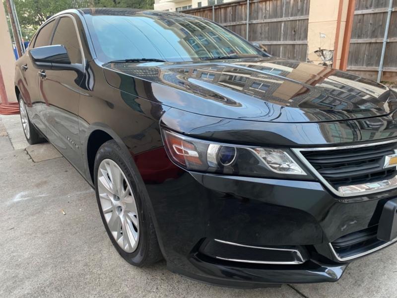 Chevrolet Impala 2018 price $13,999