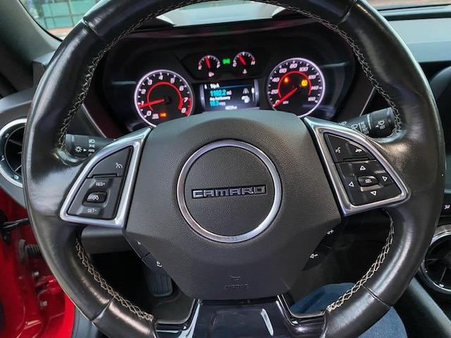 Chevrolet Camaro 2016 price $14,899