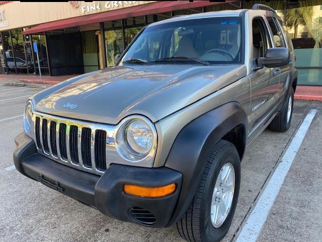 Jeep Liberty 2003 price $2,799
