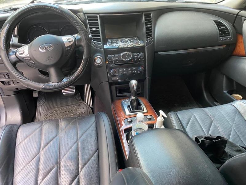 Infiniti FX35 2012 price $12,699