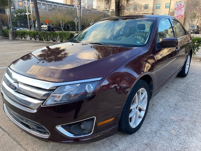 Ford Fusion 2012 price $5,199