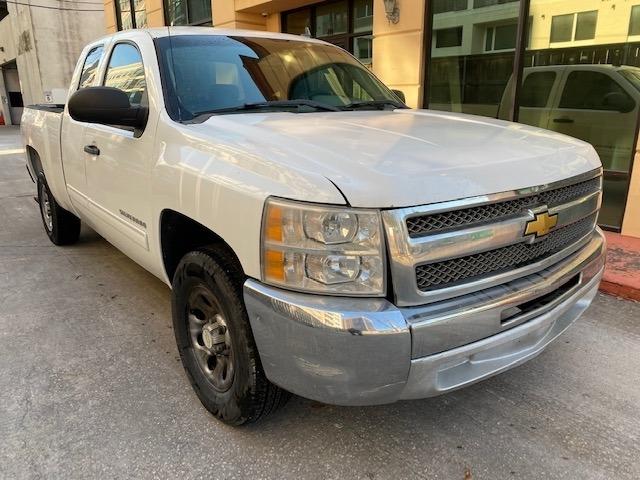 Chevrolet Silverado 1500 2012 price $10,899