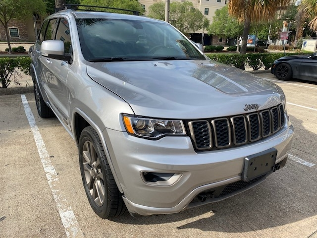 Jeep Grand Cherokee 2016 price $19,999
