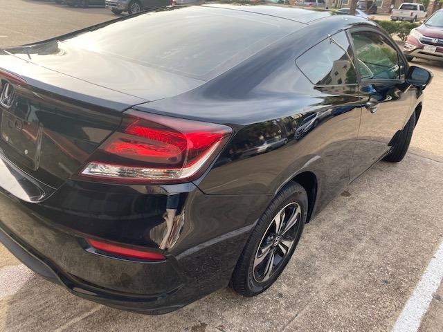 Honda Civic Coupe 2015 price $10,499