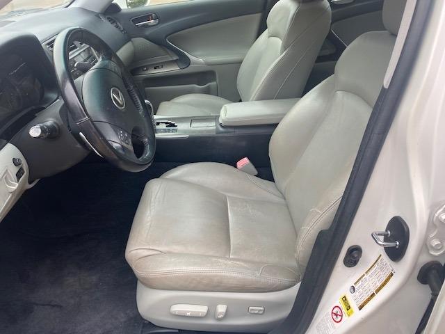 Lexus IS 250 2008 price $9,999
