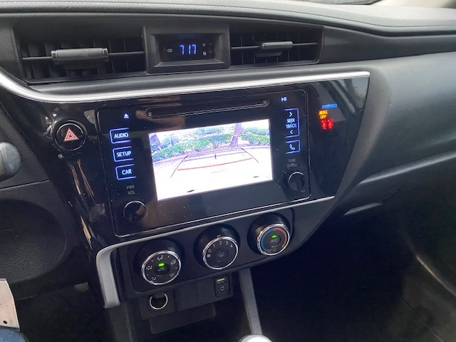 Toyota Corolla 2018 price $9,599