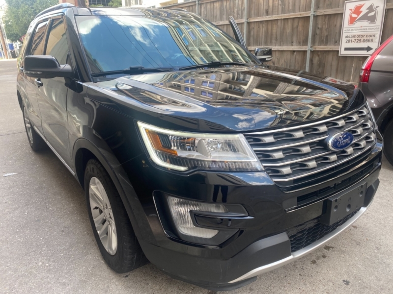 Ford Explorer 2017 price $20,499