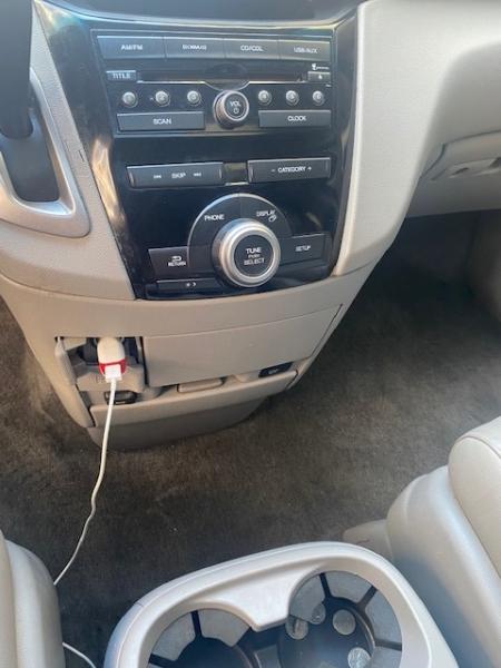 Honda Odyssey 2012 price $12,799