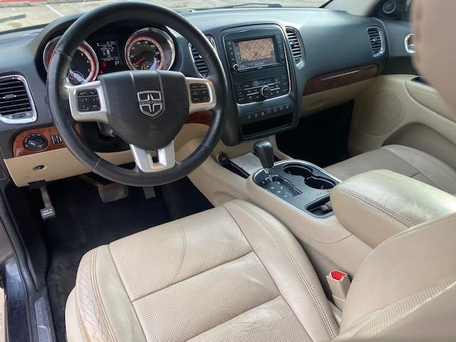 Dodge Durango 2013 price $13,999