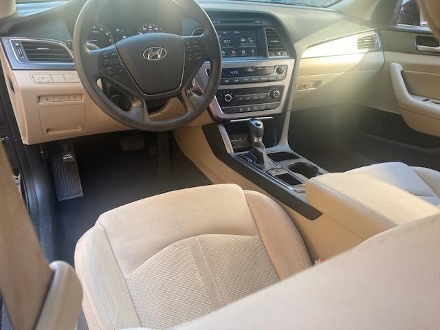 Hyundai Sonata 2017 price $13,999