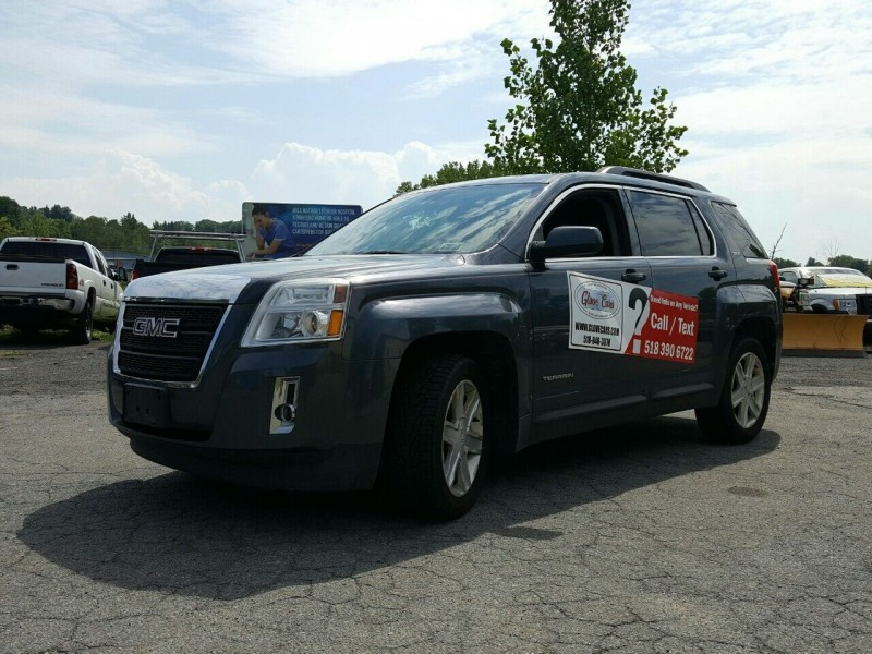 GMC Terrain 2010 price $7,495