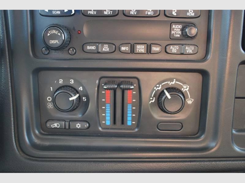 Chevrolet Silverado 1500 2004 price