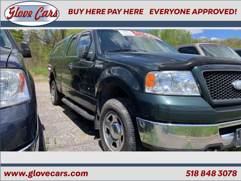 Ford F-150 2006 price $9,995