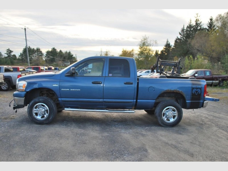 Dodge Ram Pickup 2500 2006 price $16,995