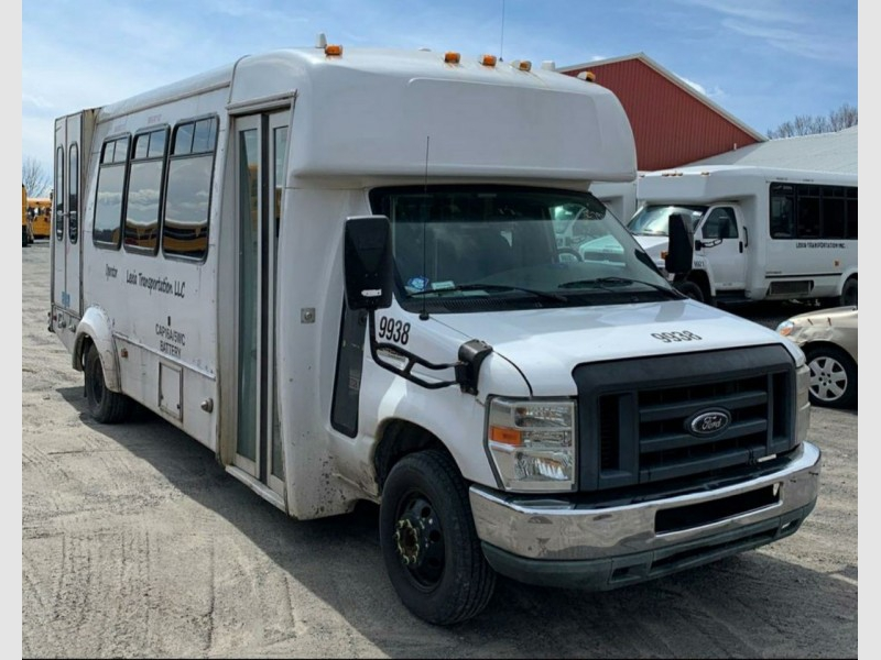 Ford E-Series Chassis 2008 price $6,995