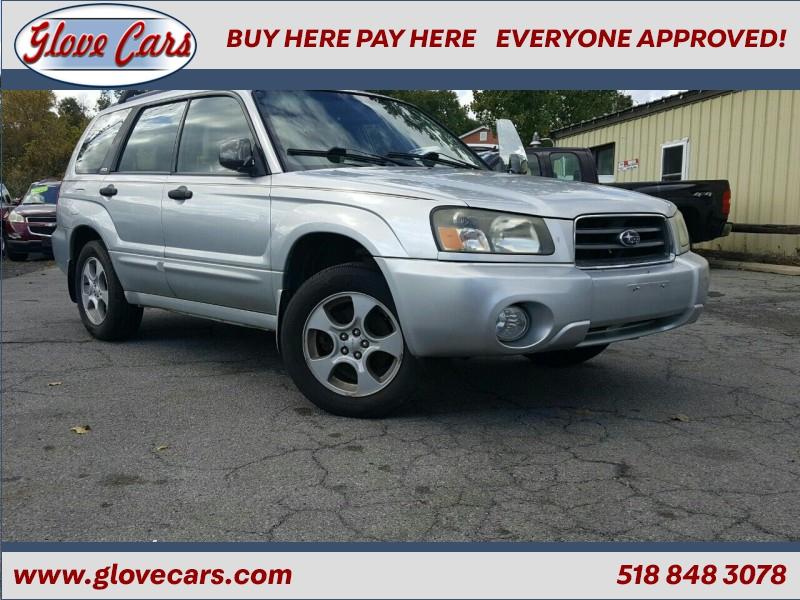 Subaru Forester 2004 price $4,995