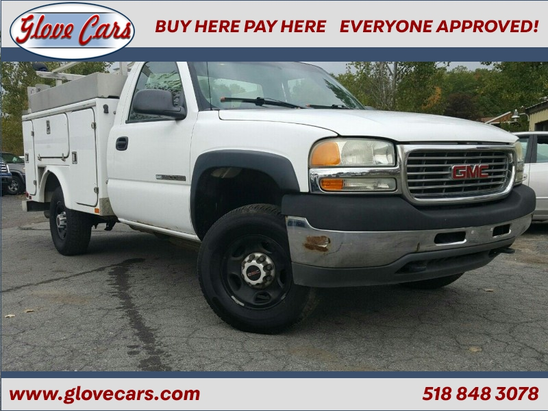 GMC Sierra 2500HD 2002 price $8,495
