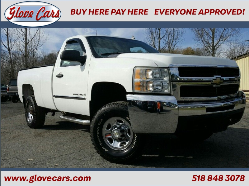 Chevrolet Silverado 2500HD 2007 price $13,995
