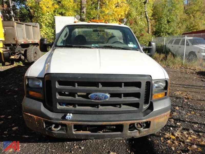 Ford F-350 Super Duty 2006 price $15,995