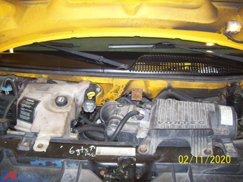 Chevrolet Express Cutaway 2005 price $7,998