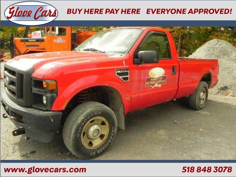 Ford F-250 Super Duty 2008 price $10,995