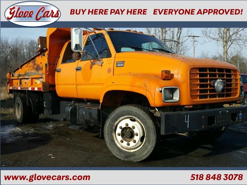 GMC C6500 2000 price $11,995