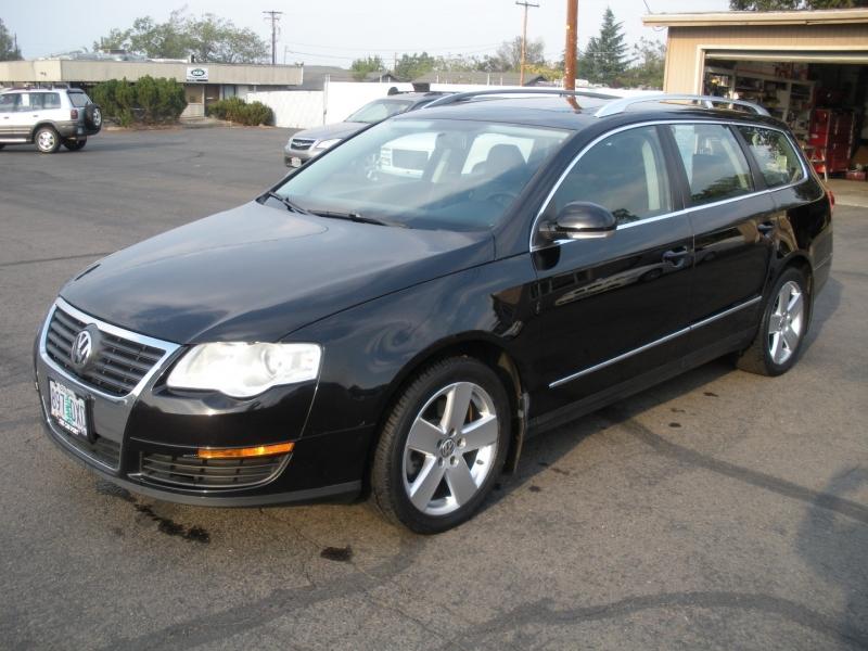 Volkswagen Passat Wagon 2009 price $6,499