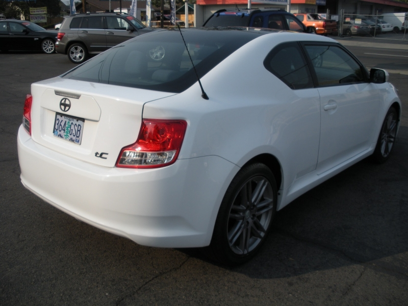 Scion tC 2011 price $7,499