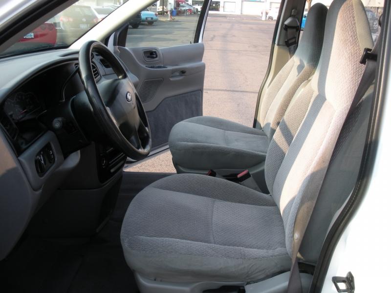 Ford Windstar Cargo Van 2002 price $3,499