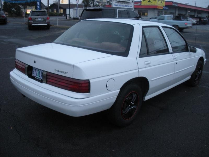 Chevrolet Corsica 1996 price $2,499