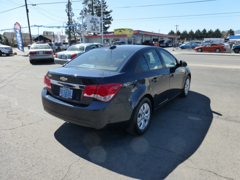 Chevrolet Cruze Limited 2016 price $10,999