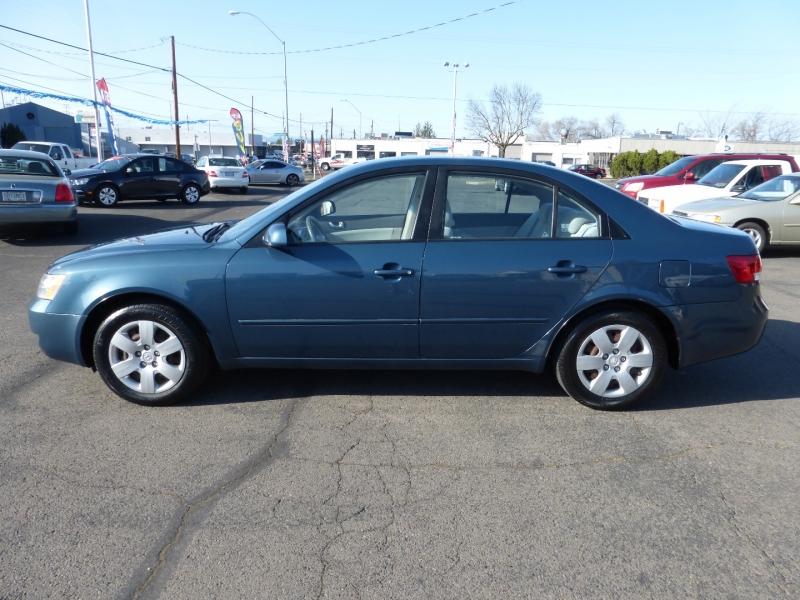 Hyundai Sonata 2008 price $6,499
