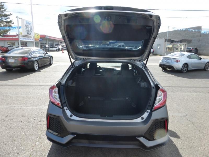 Honda Civic Hatchback 2018 price $23,999
