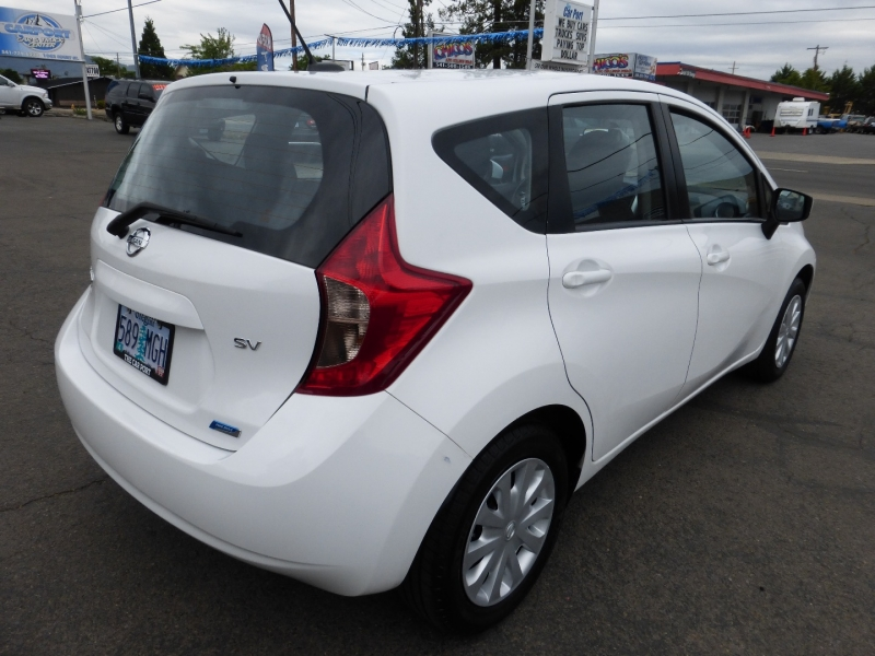 Nissan Versa Note 2016 price $9,499