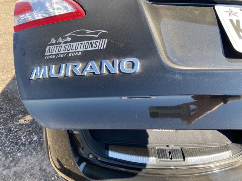 NISSAN MURANO 2014 price $9,975