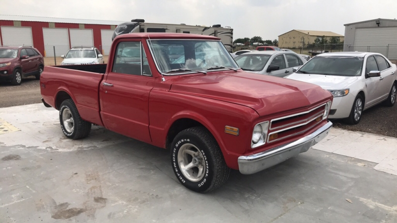 CHEVROLET C-10 1968 price Call for Pricing.
