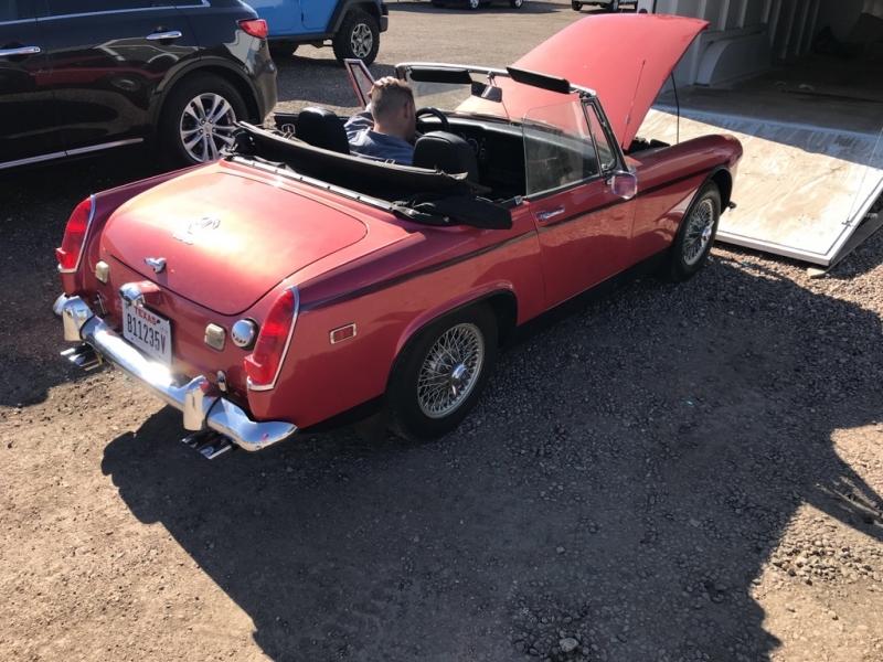 MG MIDGET MIDGET 1969 price $7,975
